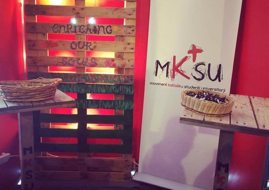 MKSU Stand at 2016 KSU Freshers' Week