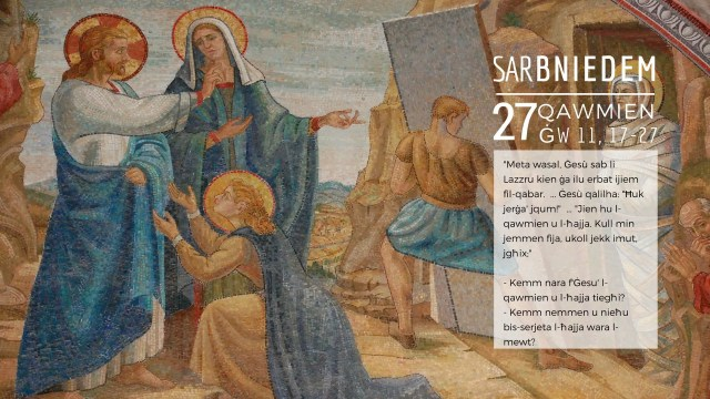 Kalendarju Avvent 27