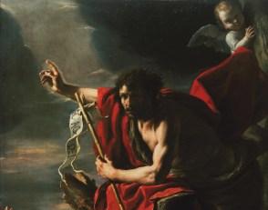 Mattia Preti - San Giovanni Battista Predicazione