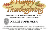MDPD Food Drive