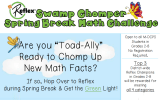 2018 Reflex Spring Break Math Challenge