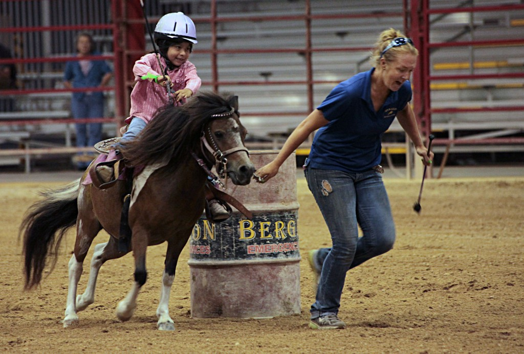 City Kids Live Country Life At Davie Rodeo The Seminole