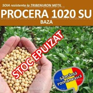 soia PROCERA 1020 SU, Baza