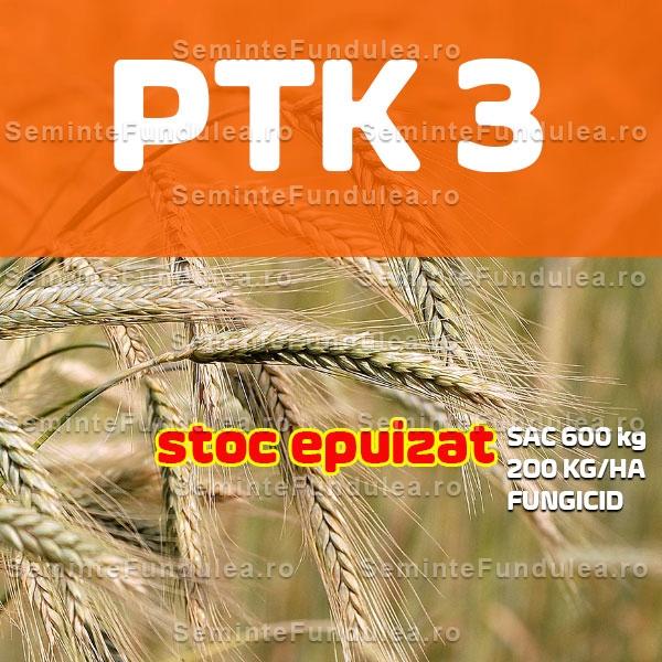 PTK 3, orz seminte fundulea stoc