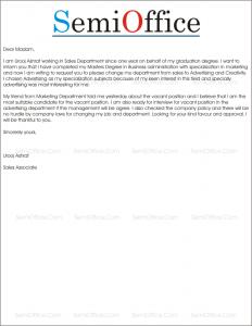 Resignation Letter New Career Path | Sample Resumes & Sample ...