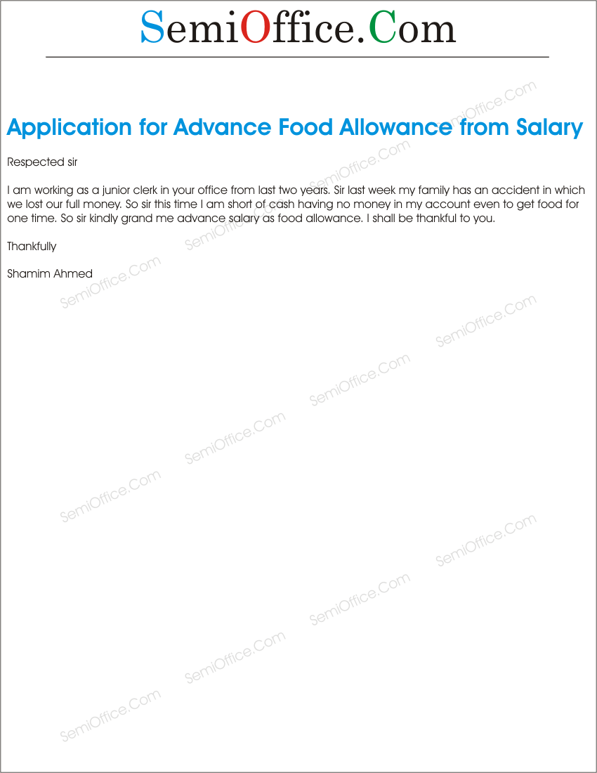 Application for advance food allowance thecheapjerseys Images