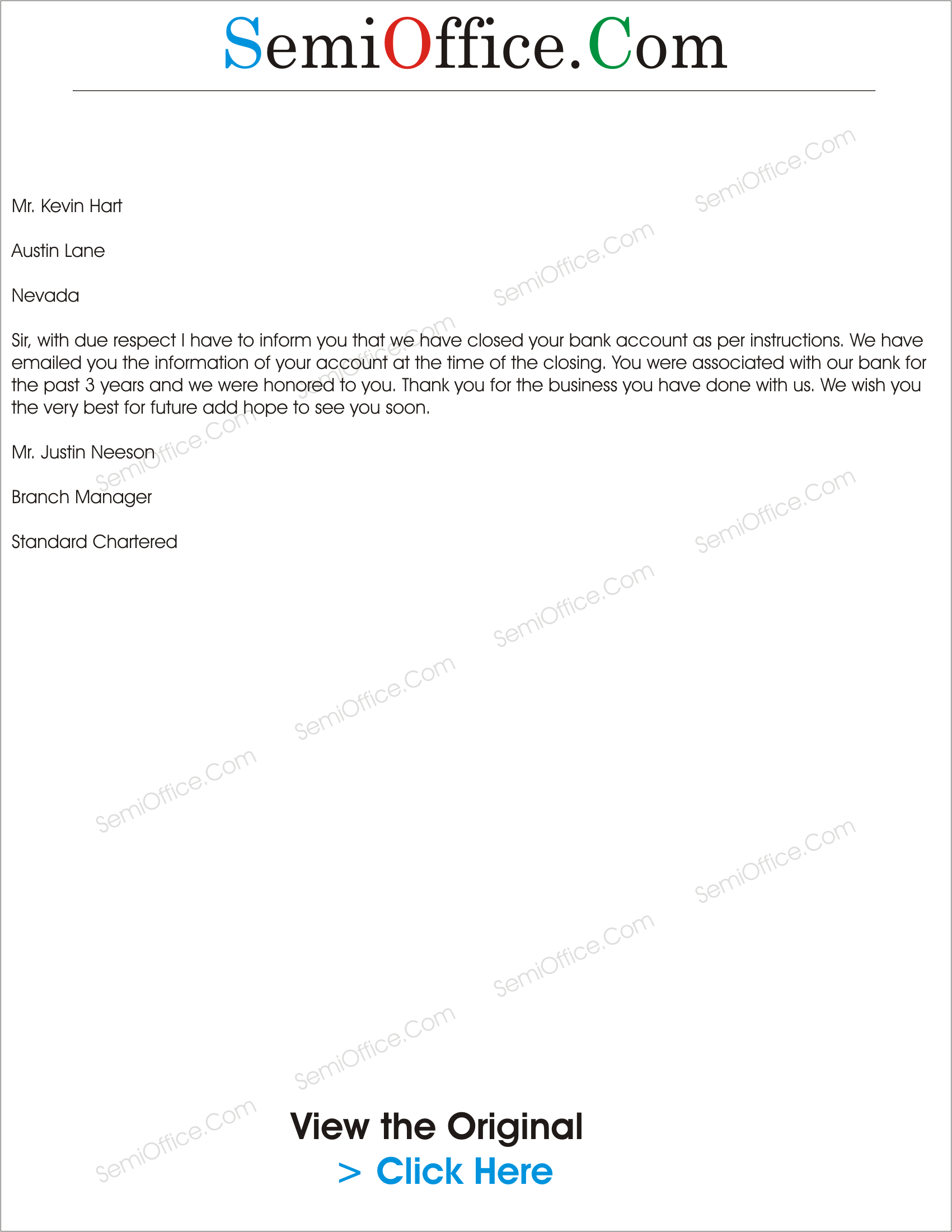 Thanks letter to customer of bank thankslettertocustomerofbankgssl1 altavistaventures