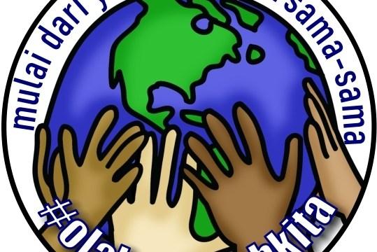 peluncuran situs mikro Olah Sampah Smipa