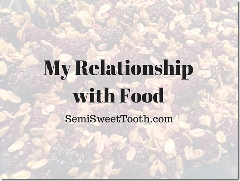 My Relationshipwith Food (1)