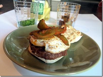 Hot Sauce Breakfast Burger _4