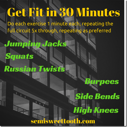 Get Fit in 30