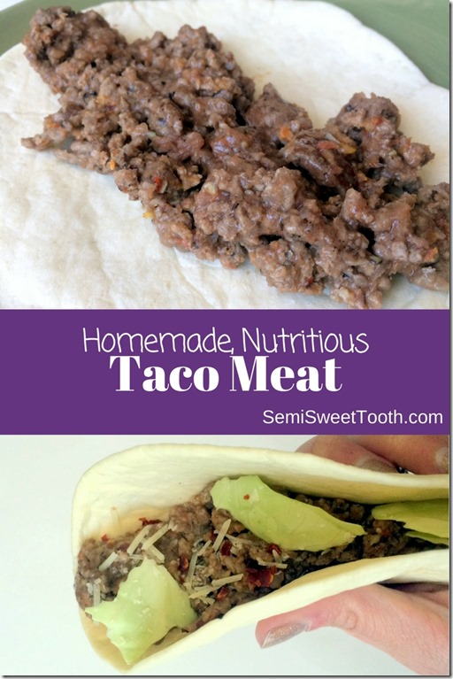 Nutritious Taco Meat