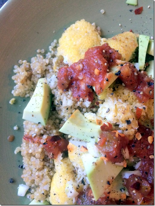 Quinoa Breakfast Scramble _4