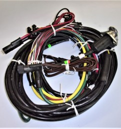 universal 48 trailer wiring harness kit iloca services inc lowboy trailer wiring harness [ 1434 x 1434 Pixel ]
