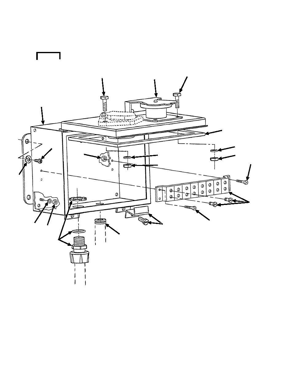 Figure 4. M129A4 12/24 Volt Junction Box (With LED