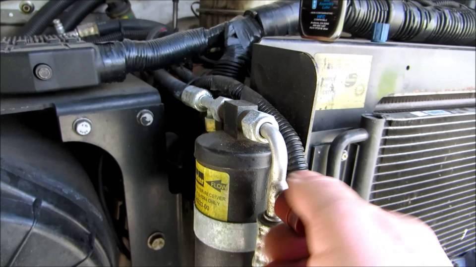 AC service and truck repair