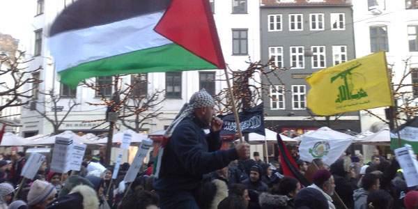 Hizbollah til demo i Kbh