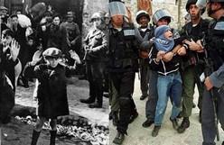 Sammenligning af Holocaust med IDF