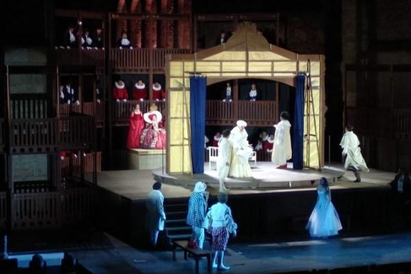 Shakespeare in love again 2019