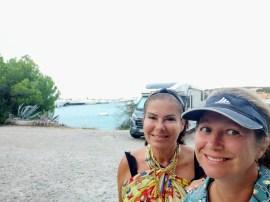 Simona und Reggy