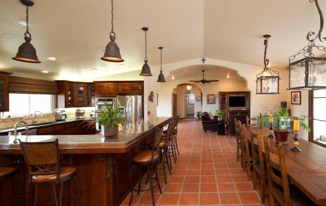 Spanish Oaks Hacienda  Paso Robles  Semmes  Co Builders Inc