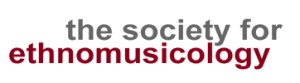 Logo of the Society for Ethnomusicology