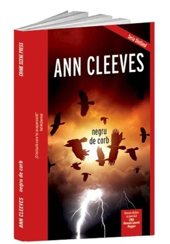 Ann Cleeves – Negru de corb