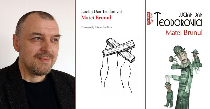 """Matei Brunul"" nominalizat la International Dublin Literary Award"