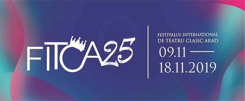 Festivalul Internațional de Teatru Clasic – ARAD – 12-15 noiembrie 2019