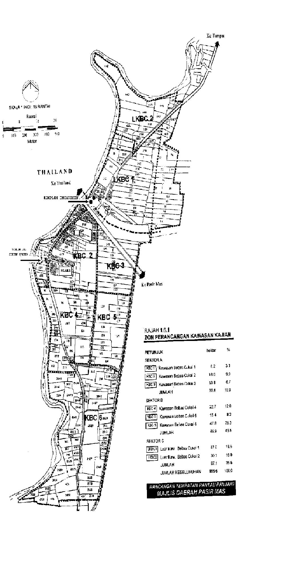 Peta negeri perak