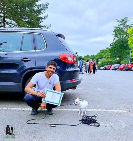 Semper-Dogz-educateur-canin-Nantes-Cholet-diplôme-chihuahua-Max