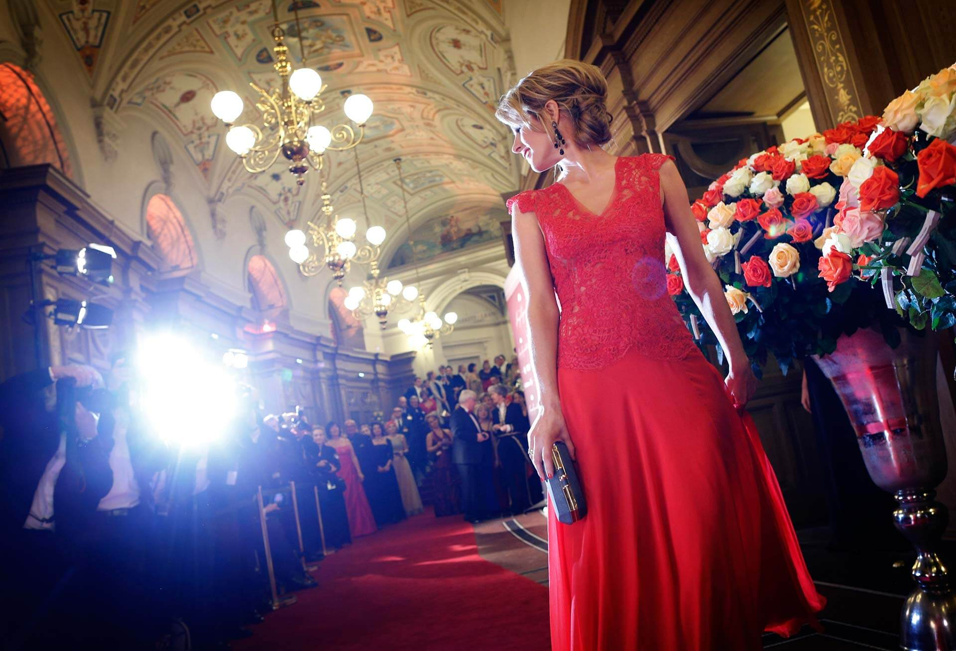 Roter Teppich Tickets Semperopernball 2015 Roter Teppich