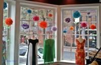 Zoe Boutique Spring window | Semper Stylish