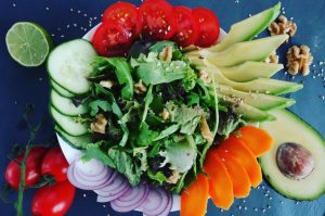 Rezepte mit Avocado, Avocado Salat