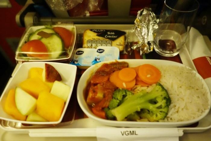 Vegan auf Reisen – Veganes Menü TAM (LATAM)