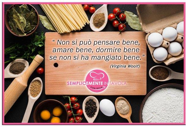 Benvenuti nel mio Blog di Cucina