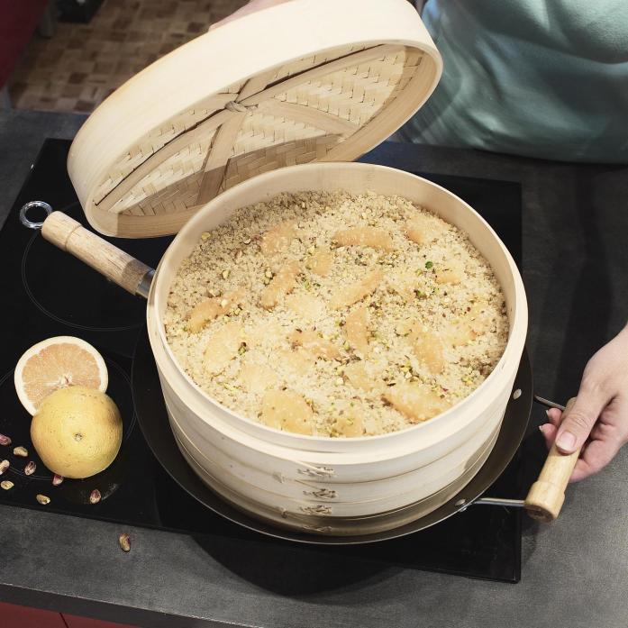 Come cuocere con il vapore