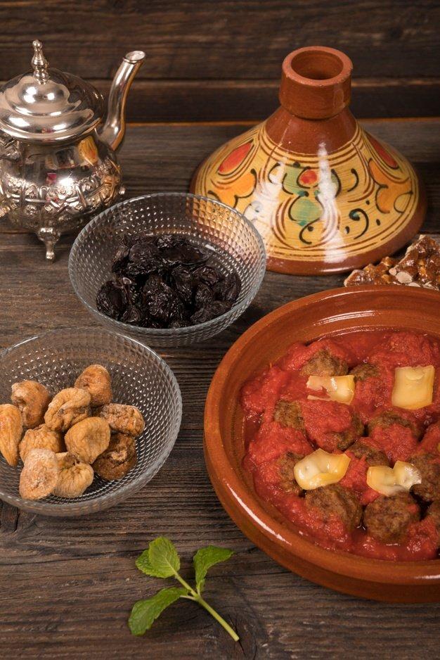 Tajine marocchina