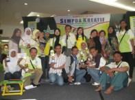 Team Panitia Olimpade Sempoa Kreatif,Juli 2010
