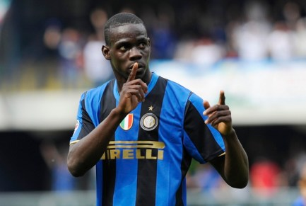 Image result for balotelli inter