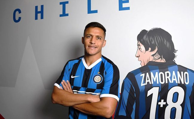 Alexis Sanchez To Be Given Inter Debut Against Udinese