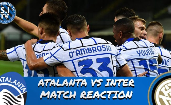 Watch Sempreintertv Match Reaction Atalanta 0 2