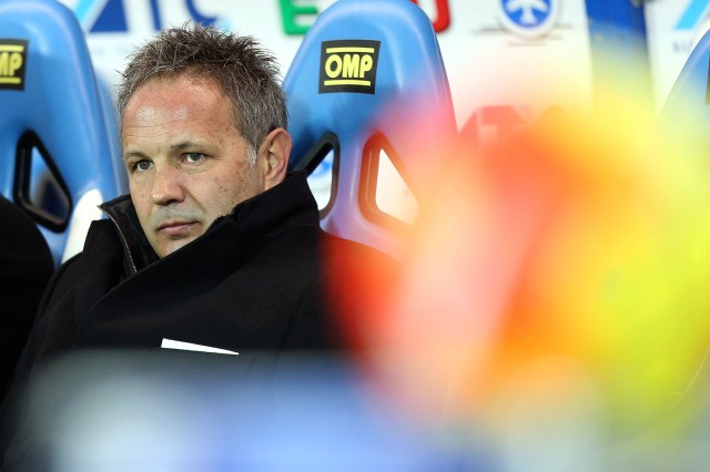 Miha pushed to exit door? | Gabriele Maltinti/Getty Images