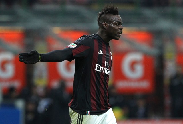 Balotelli heading for the exit door? | Marco Luzzani/Getty Images