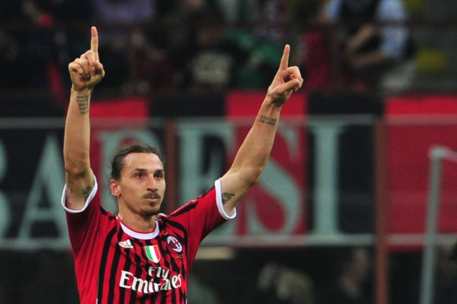 Zlatan: One of Milan's favourite son | Giuseppe Cacace/AFP/GettyImages