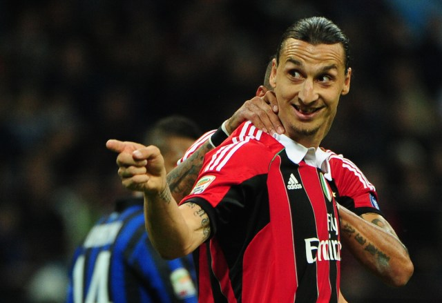 Zlatan linked with sensational San Siro return. | Getty Images