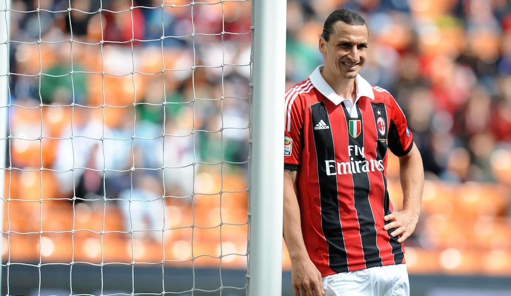 Zlatan favoured Milan return   AFP/Alberto Lingria