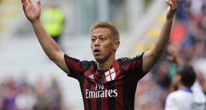 Time up for Keisuke Honda t Milan? | Getty Images