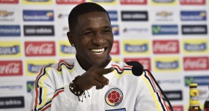 Zapata extends Milan stay   Yuri Cortez/AFP/Getty Images