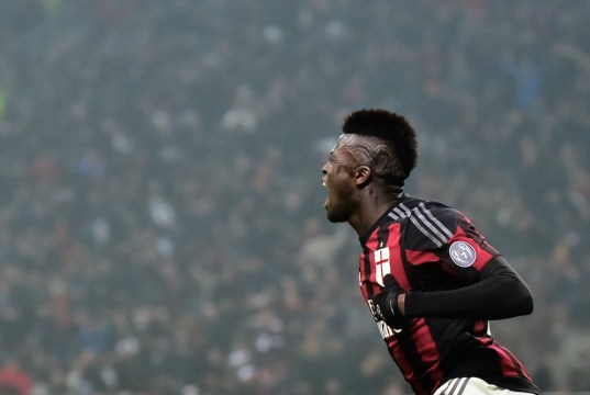 Niang set to leave again | Giuseppe Cacace/Getty Images